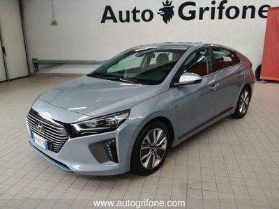 usado Hyundai Ioniq 1.6 hybrid Style 6dct