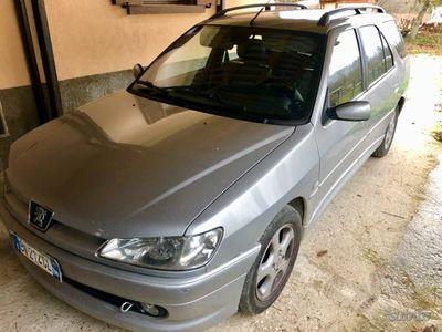 usata Peugeot 306 2.0 turbodiesel HDi cat S.W. XR DT
