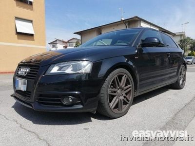 usata Audi A3 1.6tdi sline ambition 3p.total black diesel