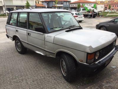 brugt Land Rover Range Rover - 1986 3500 i.e