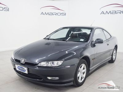 second-hand Peugeot 406 Coupe 2.0i 16V cat