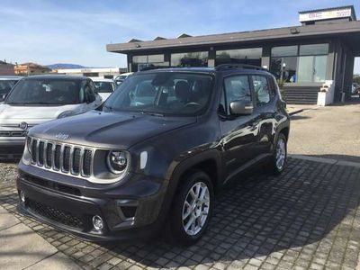 "usata Jeep Renegade 1.6 Mjt 120 CV Limited-Navi 8,4""-Full Led- Keyless"