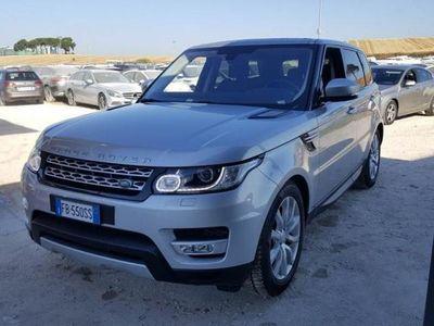 begagnad Land Rover Range Rover Sport 3.0 TDV6 HSE ''EURO6'' Unicoproprietario