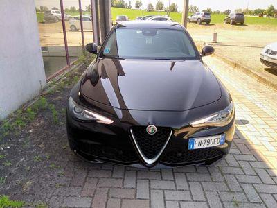 brugt Alfa Romeo Giulia 2.2 Jtd 180 CV AT8 Super+Pack Sport+Sedili elettri