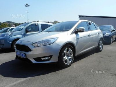 brugt Ford Focus 1.5 TDCI 120 CV BERLINA KM 80000
