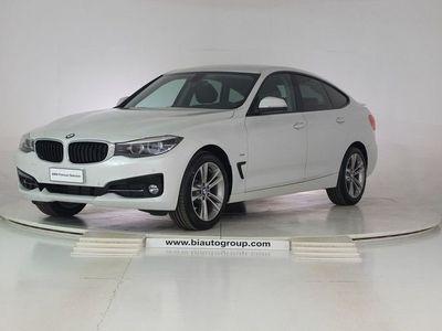 usata BMW 318 Gran Turismo d Sport
