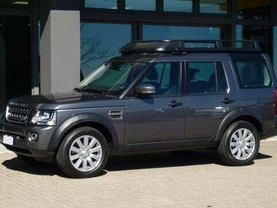 usata Land Rover Discovery 4 3.0 TDV6 211cv S Autocarro
