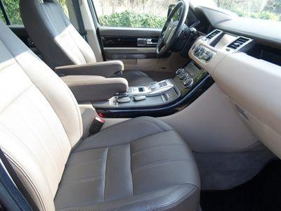 usata Land Rover Range Rover Sport usata 2012