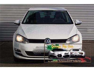 usata VW Golf 1.6tdi Allstar Navi Carnet Gra Neb Usato