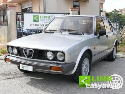 brugt Alfa Romeo Alfetta 2.0i quadrifoglio oro benzina