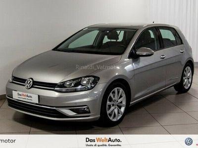 usata VW Golf Golf1.6 TDI 115 CV 5p. Executive BlueMotion Techn