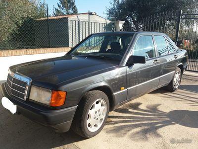 usata Mercedes 190 - 1991
