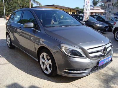 used Mercedes B180 CDI Premium