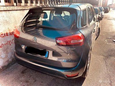 usata Citroën C4 1.6 HDI 115 ETG6 automatica