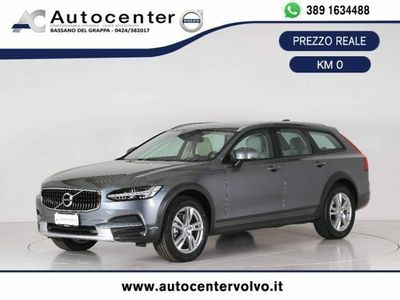 usata Volvo V90 CC Cross Country D4 AWD Geartronic