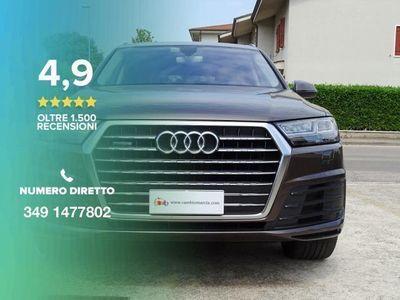 second-hand Audi Q7 3.0 TDI 218 CV ultra quattro tiptroni