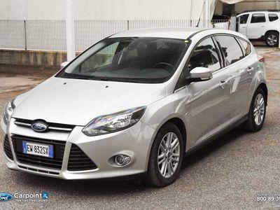 usado Ford Focus 1.6 tdci Titanium 95cv 5p