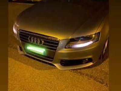 usata Audi A4 Avant 2.0 TDI DPF S line Sportpaket (plus)