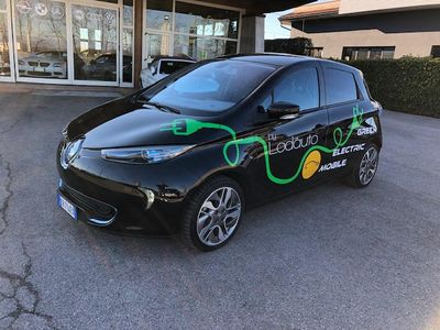 usata Renault Zoe Intens 43 kw