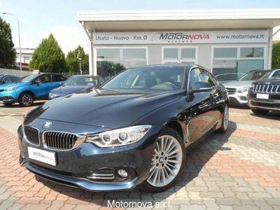 usata BMW 420 d xDrive Luxury Cambio Automatico EURO6