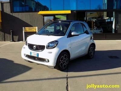 usata Smart ForTwo Coupé 70 1.0 twinamic Automatica