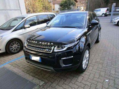 używany Land Rover Range Rover evoque 2.0 TD4 180 CV 5p.
