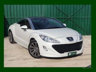 usata Peugeot RCZ 2.0 HDi*DIESEL*41.000KM*PERMUTE
