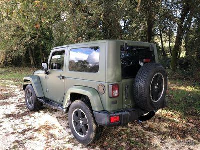 brugt Jeep Wrangler 2ª AUTOMATICA DIESEL 2009