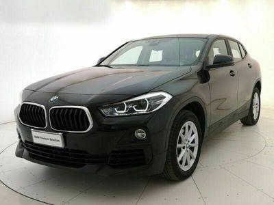 usata BMW X2 Sdrive18d Advantage auto
