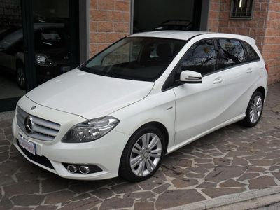 usata Mercedes B180 CDI BlueEFFICIENCY Executive