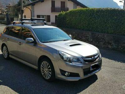 usata Subaru Legacy SW 2011