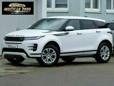 usata Land Rover Range Rover evoque 2.0D I4 150CV AWD Touch Duo Navi Pro kam