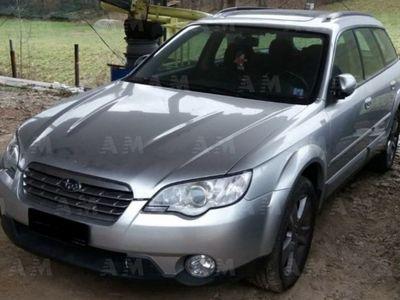 usata Subaru Outback 2.5 16V 86GP Bi-Fuel Black Lim. usato
