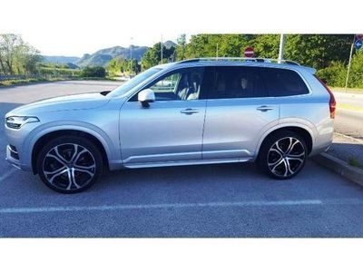 brugt Volvo XC90 D5 AWD Geartronic Business Plus 7 posti