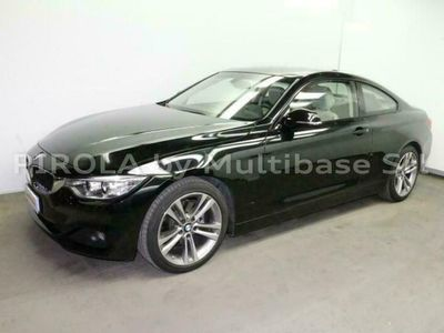usata BMW 420 d Coupe Sport my15