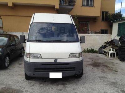 usata Fiat Ducato 14 2.5 diesel PM Furgone UNICO PROPRIETARIO