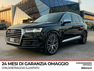 usata Audi Q7 S s4.0 v8 tdi business plus quattro 7p.ti tiptronic