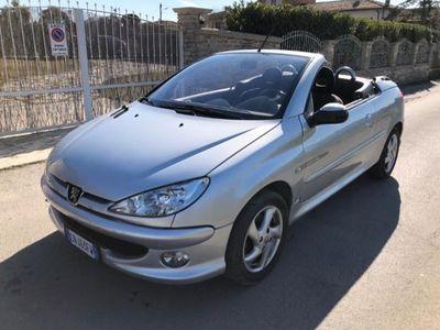 usado Peugeot 206 CC 1.6 benzina