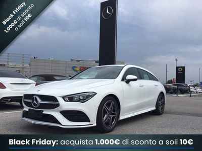 usata Mercedes CLA200 Shooting Brake CLA d Automatic Premium