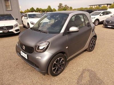 usata Smart ForTwo Coupé 2015 Benzina 0.9 t. Passion 90cv twinamic