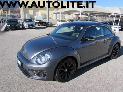 brugt VW Maggiolino 1.2 TSI Design BlueMotion Technology