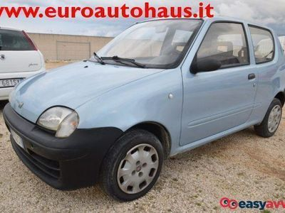 käytetty Fiat Seicento 1.1i cat el ***gpl*** benzina