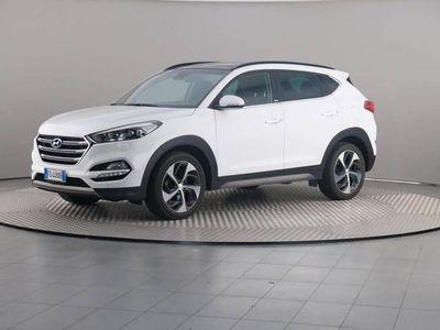 usata Hyundai Tucson 2.0 Crdi 4wd 136cv Xpossible