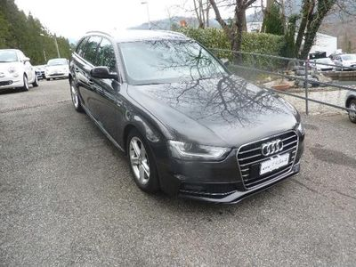 usata Audi A4 Avant 2.0 TDI 177CV Advanced