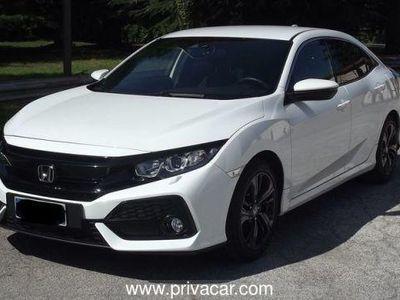 usata Honda Civic X 5p 1.0 Elegance Navi 126cv my18
