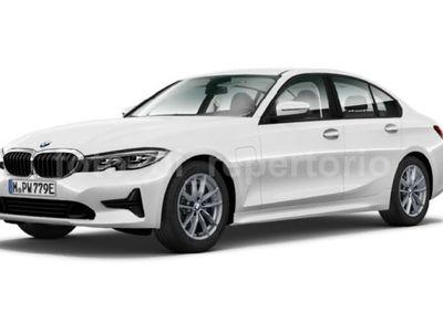 usata BMW 330e serie 3berlina advantage