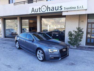 usata Audi A5 SPB 2.0 TDI 136 CV u S LINE