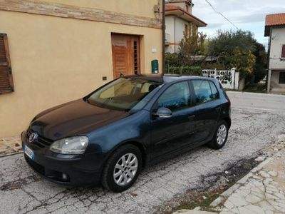 usata VW Golf 1.6 cat 5p. 4motion Highline