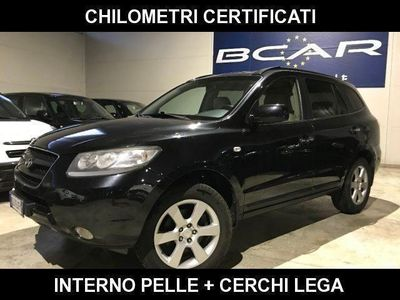 usado Hyundai Santa Fe 2.2 CRDi VGT Dynamic + Int.Pelle + KM Certificati