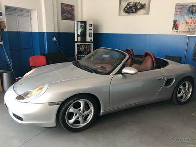 usado Porsche Boxster 2,5